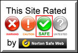 This site rated safe